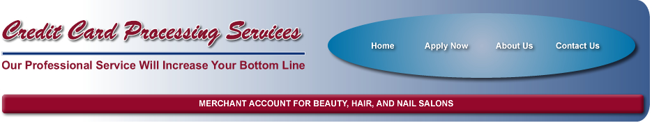 Merchant Account for Beauty, Hair, and Nail Salons